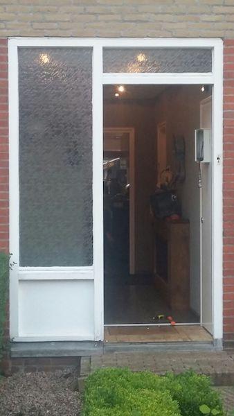 voordeur vervangen oude voordeur